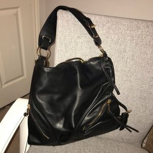 Black Big Buddha purse